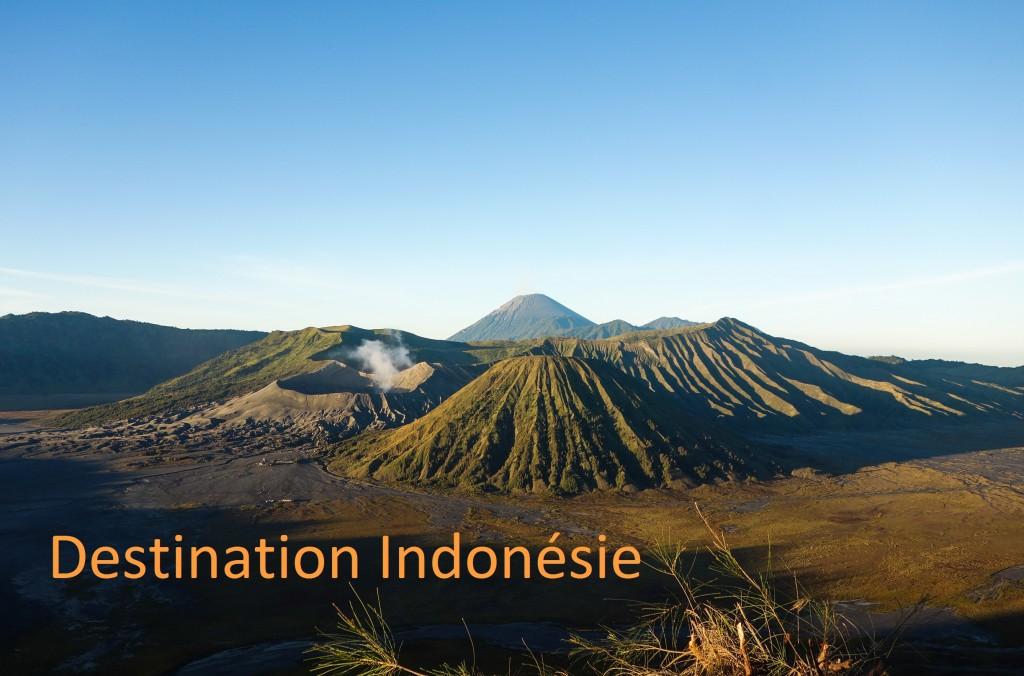 Destination Indonésie