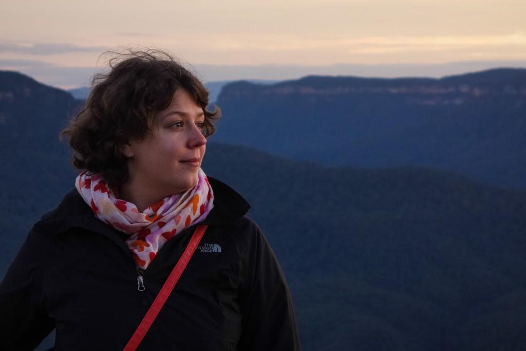 Lucie Aidart en Australie - A propos