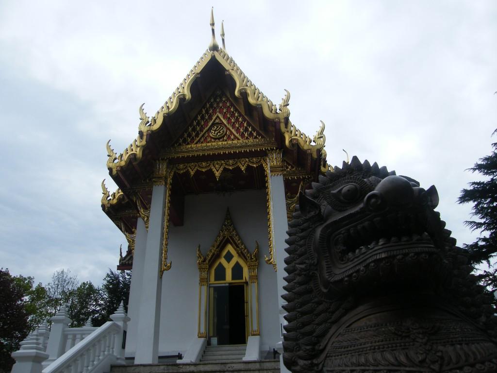 Temple boudhiste de Wimbledon