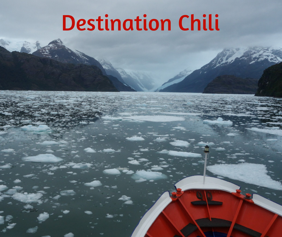 Destination Chili, voyage au Chili