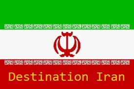 Destination Iran