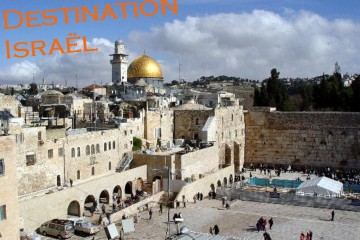 Destination Israël