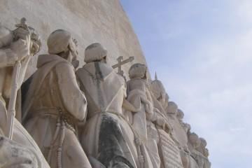 Monument de la découverte à Lisbonne