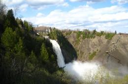 Chutes de Montmorency, Québec, Canada