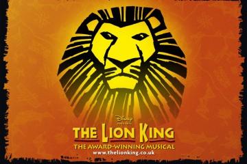 Lion King: comédie musicale