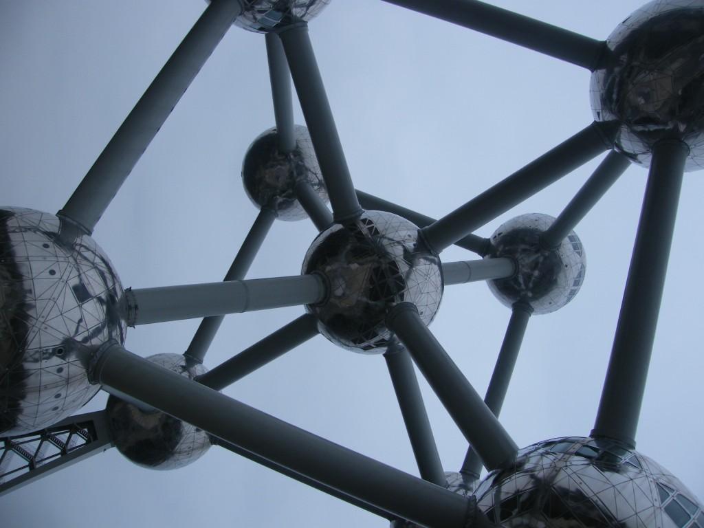 Atomium, Bruxelles, Février 2011