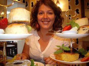 Lucie Afternoon Tea