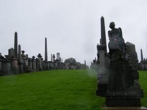 La Nécropolis de Glasgow
