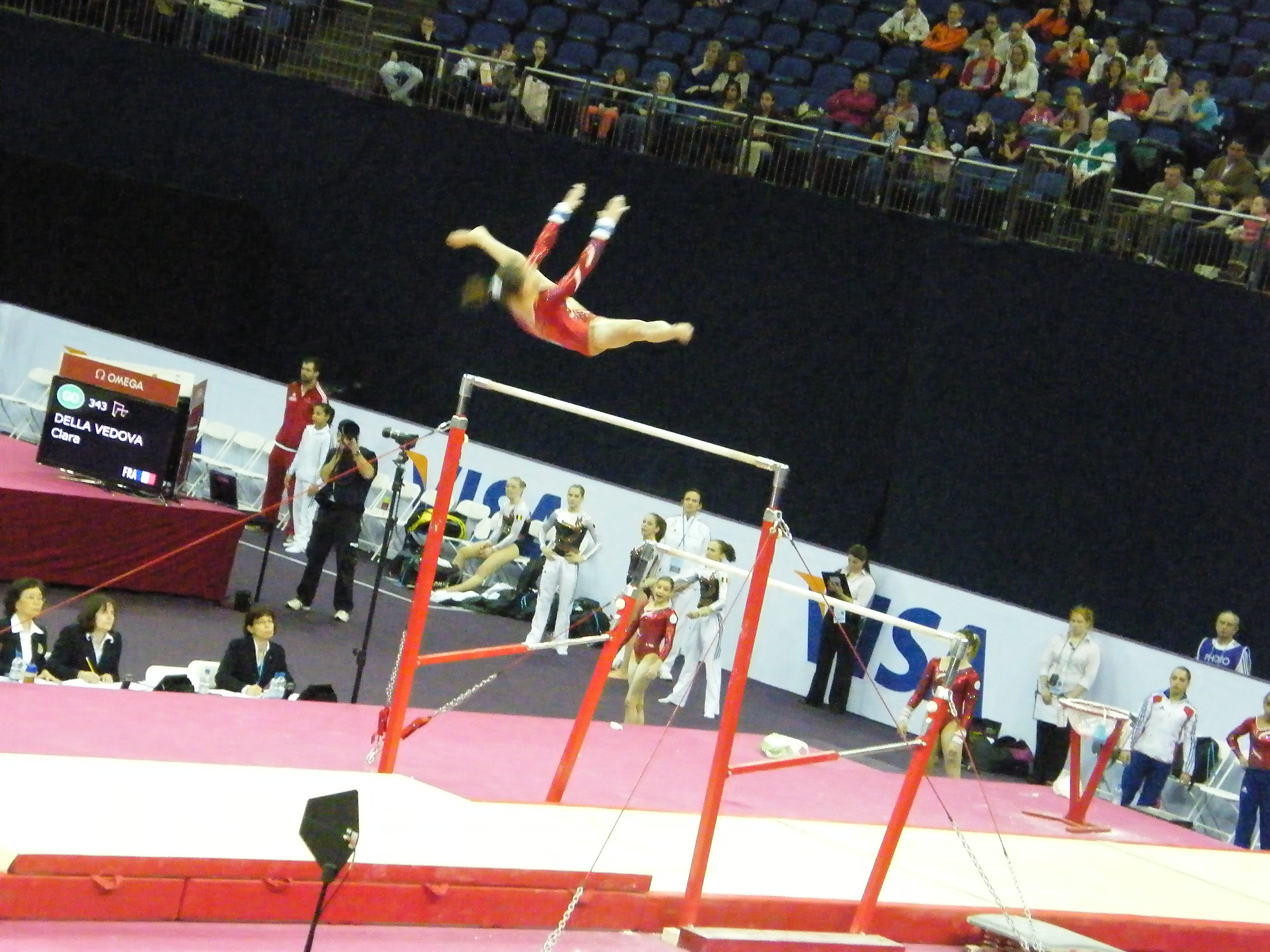 London prepare series gymnastique