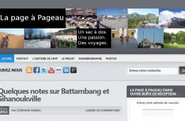 Blog La page à Pageau