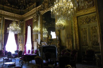 Appartements Napoléon III Louvre