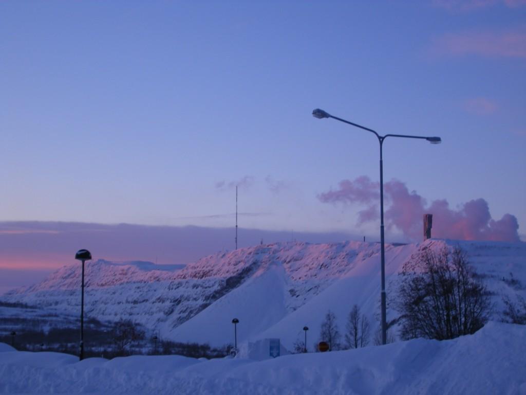 Mine de Kiruna