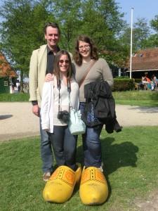 Avec Mili et Taco aux Pays-Bas