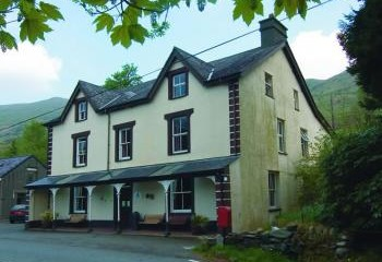 Youth hostel Snowdon