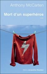 Mort d'un superhéros