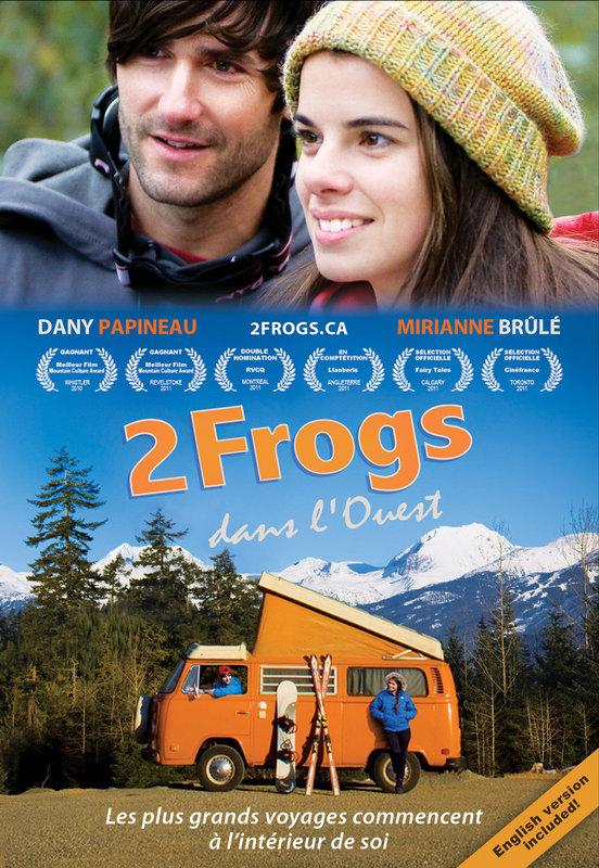 citation 2 frogs dans l'ouest