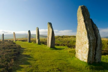 Ring of Brogdar, Orkney Islands