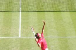 Federer - JO 2012 - Finale Messieurs - Wimbledon