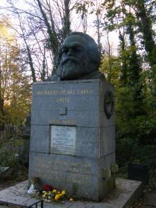 Tombe de Karl Marx