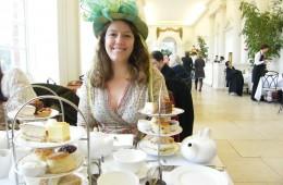 Afternoon Tea à l'Orangerie