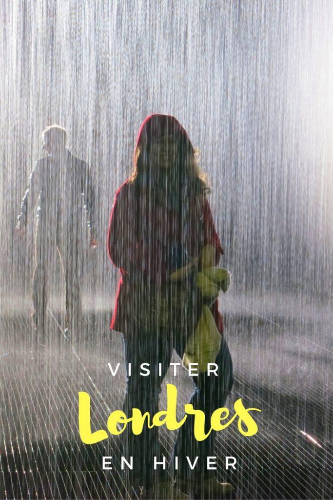 Visiter Londres en hiver: carnet pratique