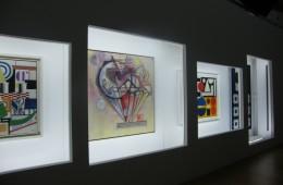 Centre Pompidou Mobile - Kandisky