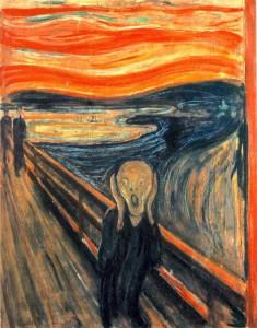 Le cri Edvard Munch 1893