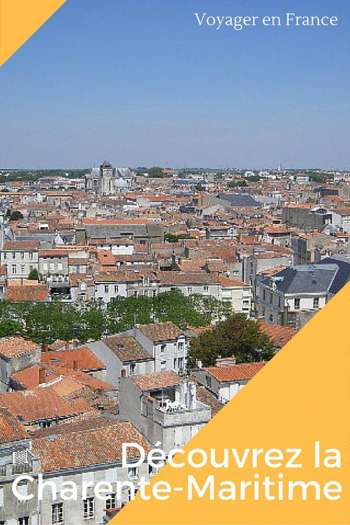 Voyager en France: découvrez la Charente-Maritime, mon top 5 de lieu à visiter.