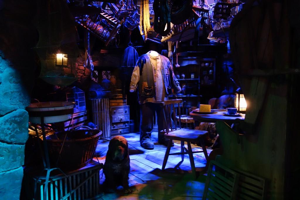 Cabane de Hagrid