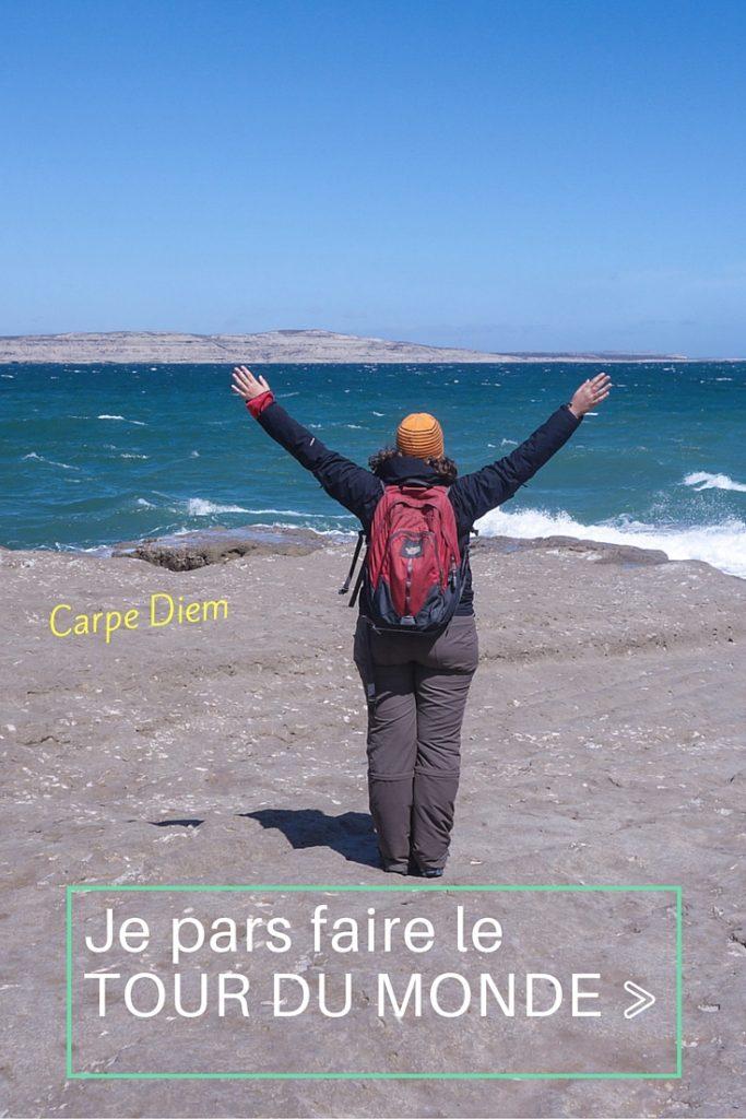 Partir faire le tour du monde, une décision folle et un changement de vie