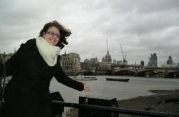 Lucie, Londres