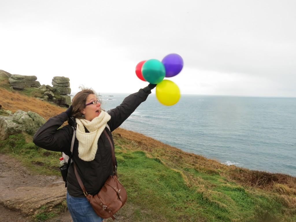 Lucie en Cornouailles - Mes voyages