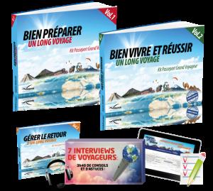 Kit Passeport Grand Voyageur