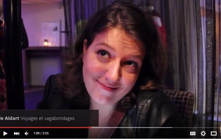 Lucie Aidart, revue de presse