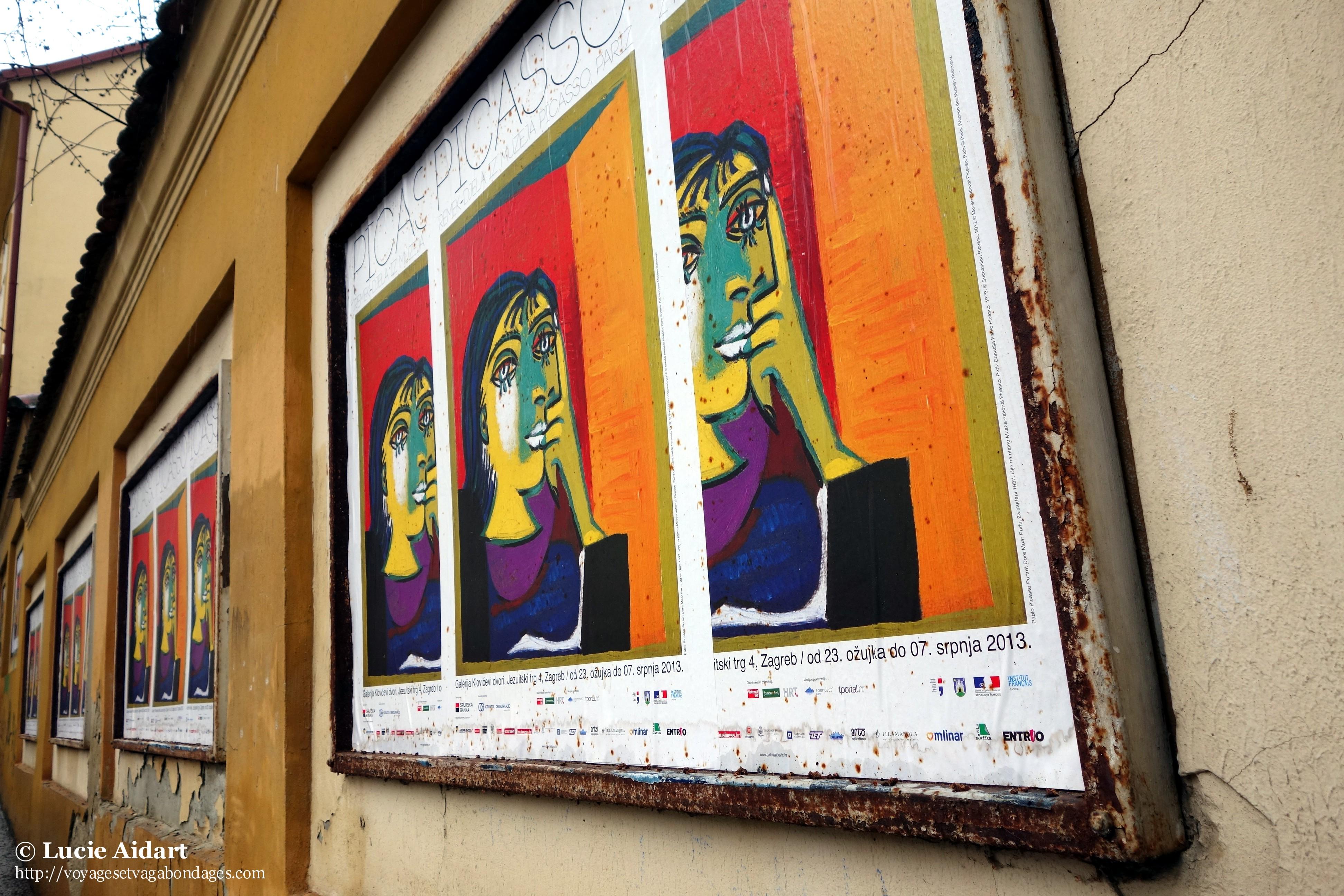 Picasso à Zagreb