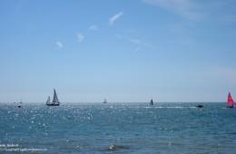 Mer vue de Brighton