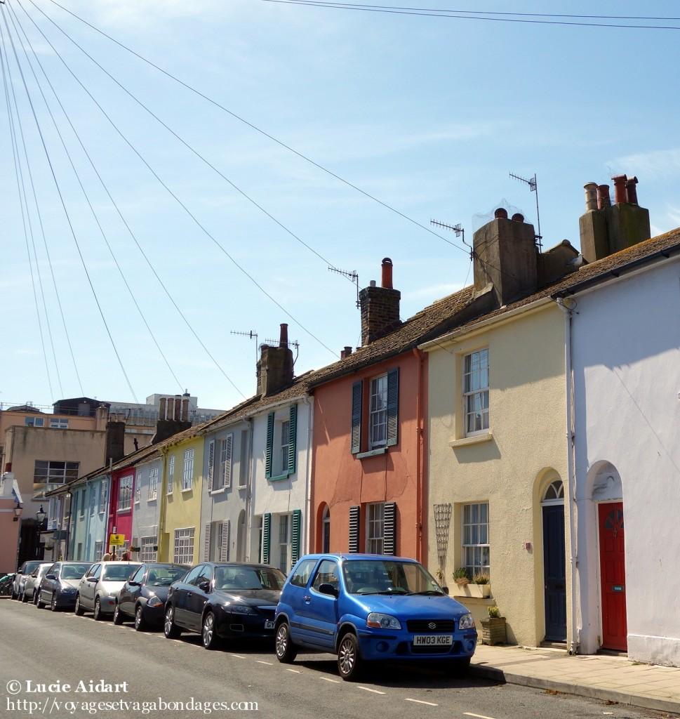 Brighton The Lanes