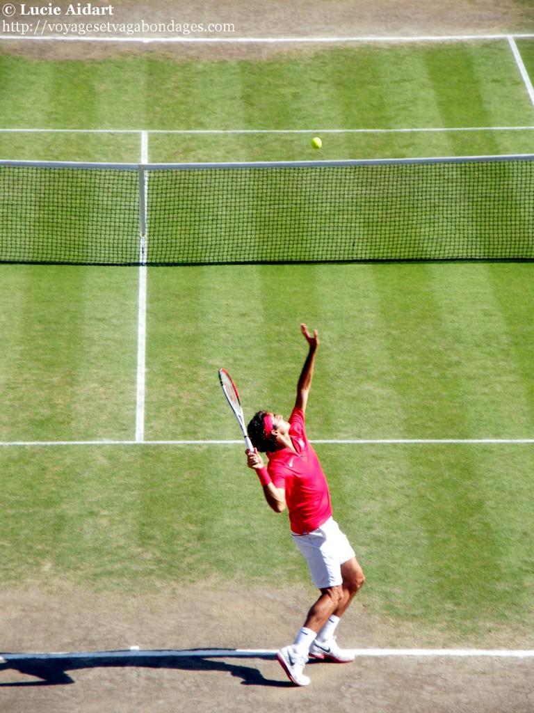 Roger Federer, Finale de Tennis Simple Homme des Jeux Olympiques de Londres 2012