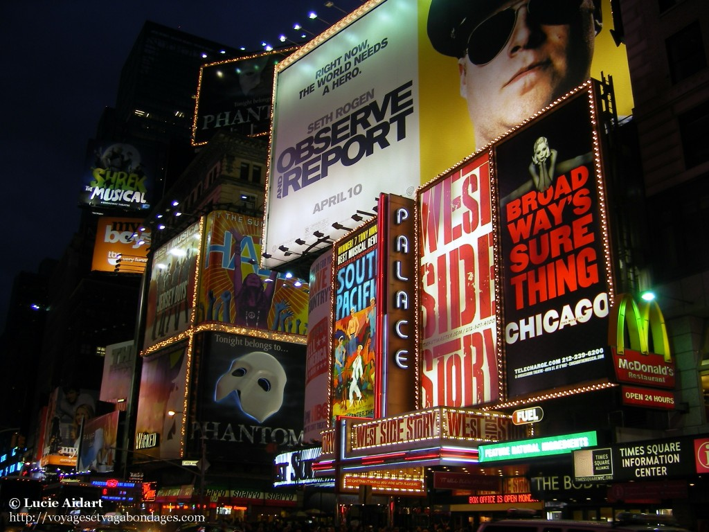 Times Square 2009