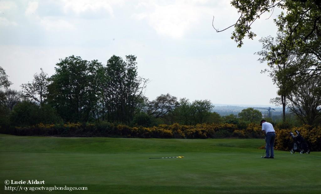 Golf wimbledon
