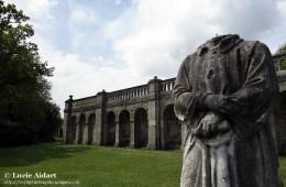 La statue sans-tête, Crystal Palace, Londres