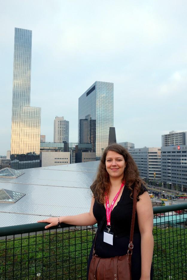 Lucie à Rotterdam
