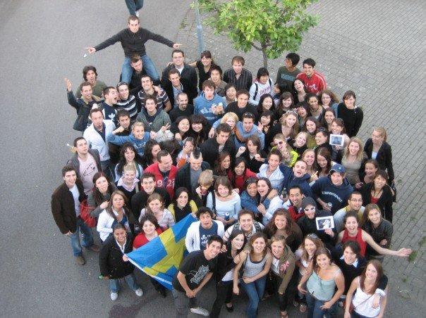 Erasmus en Suède - Amitiés internationales grâce à l'anglais