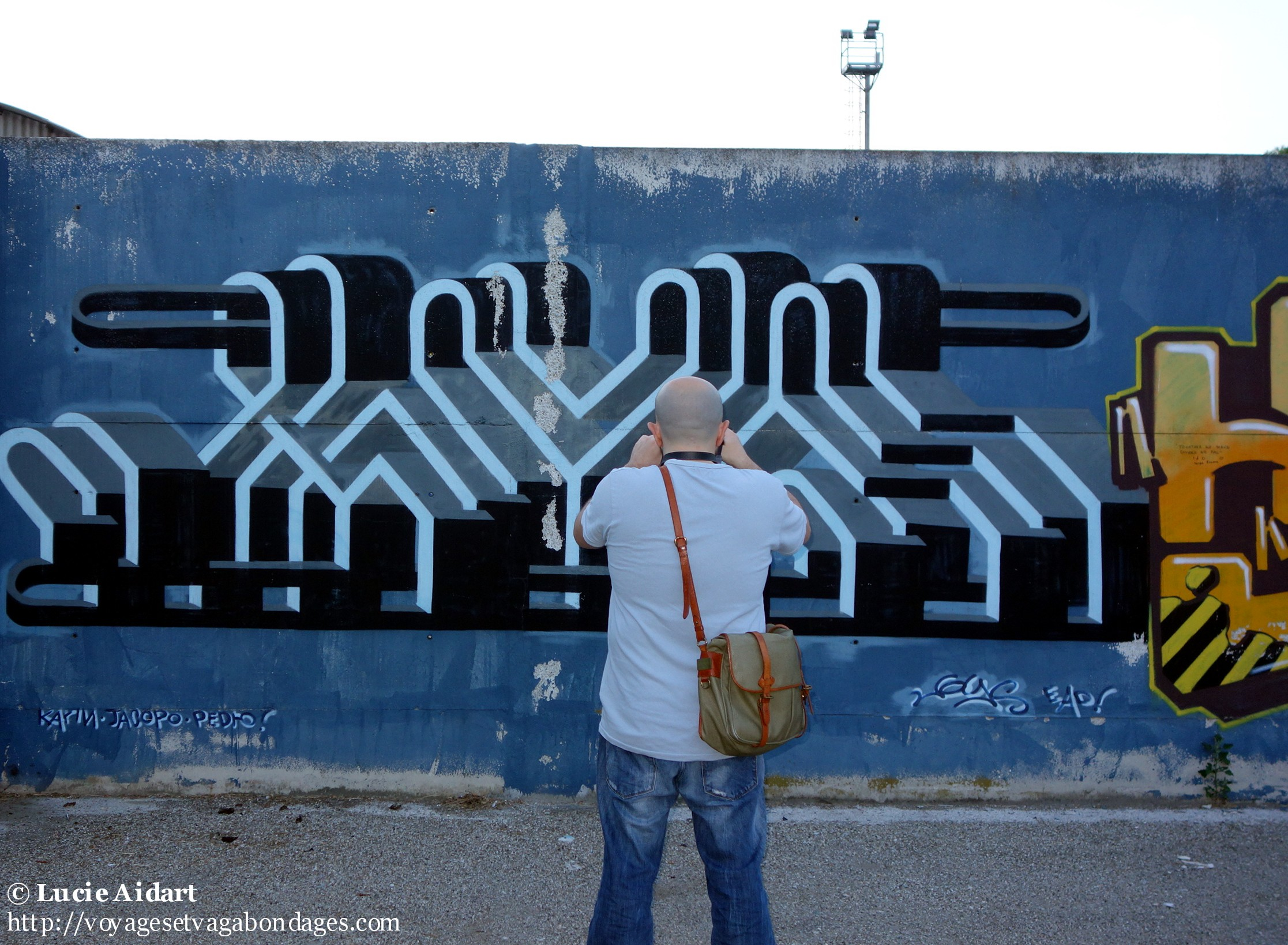 Ravenne, Street art Photo tour, Blogville