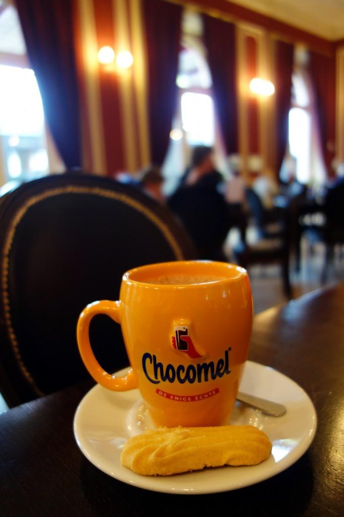 Chocola chaud à Utrecht