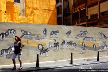 Street art and people épisode 2, Valencia