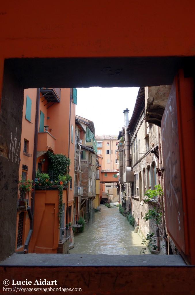 Canal secret de Bologne