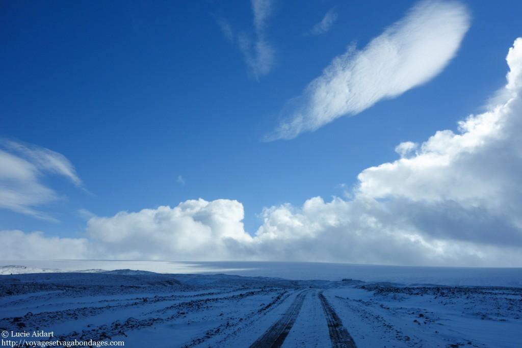 De plus en plus de neige