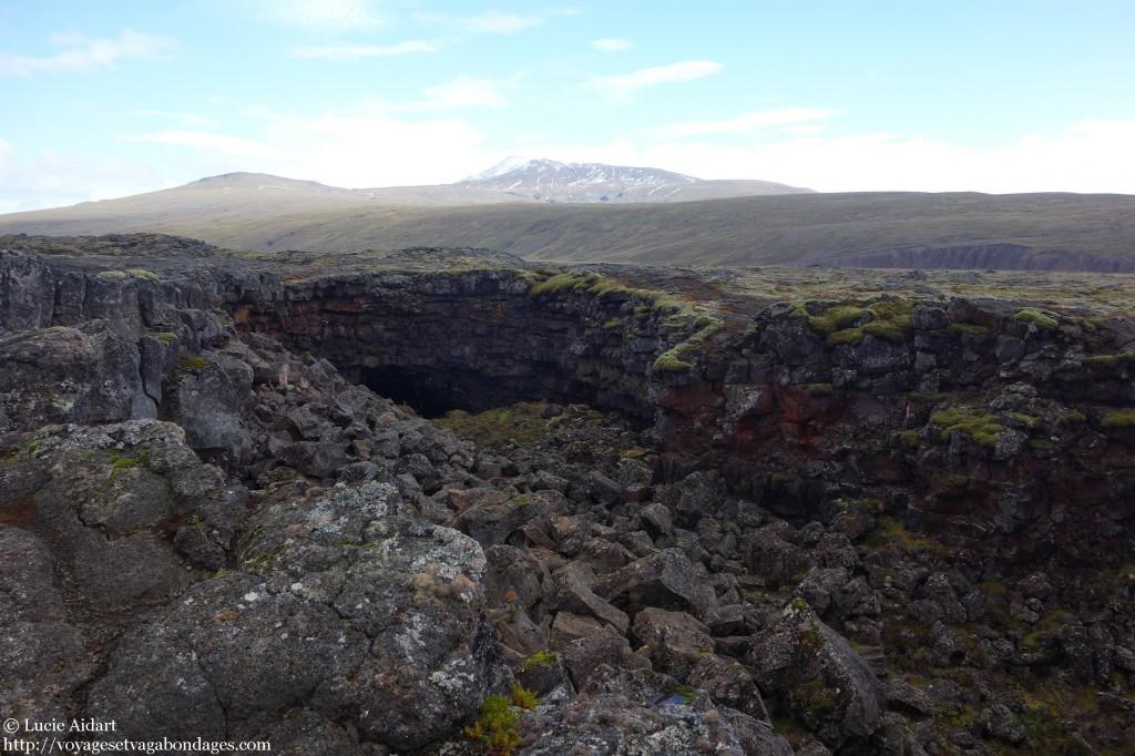 Cave de lave