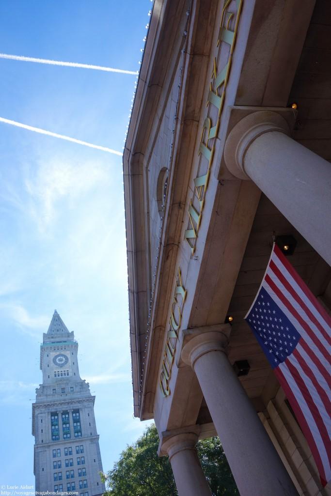 Quincy Market Boston